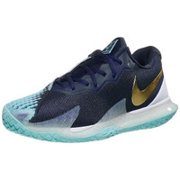 Sepatu Tennis Nike Air Zoom VPR Cage 4 Obsidian Blue Original New 2021