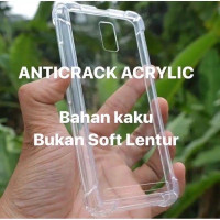 SAMSUNG A52 ANTICRACK FUZE / Anti Crack MIKA / HARDCASE BAHAN ARCYLIC