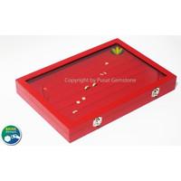 Kotak Display Cincin Box Display dan Anting