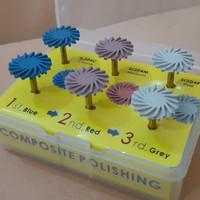 Dental Bur Poles Polishing Finising Composite