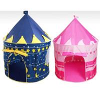 Mainan Edukasi Anak Tenda Model Castle Kastil