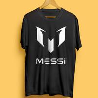 Kaos T-shirt Lionel Messi Barcelona Baju Bintang Olahraga Sepak Bola