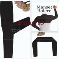 Manset Bolero JUMBO-Manset Lengan Sambung-Manset balero-Manset Tangan
