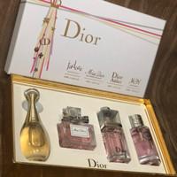Gift Set Dior Jadore Blooming Addict Joy 4in1 30 ml Original