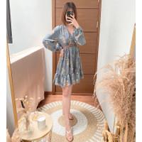 EIRA FLORAL DRESS | FASHION WANITA | SUMMER DRESS | BEACH DRESS