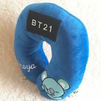 Bantal Leher BT21 - BTS ver2 - Koya
