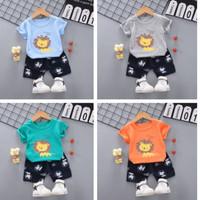 IMPORTED!! EAT PLAY HAPPY SUIT setelan import baju bayi babeebabyshop