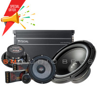Paket Audio Eksis 2 – Paket Audio 2Ways Include Instalasi