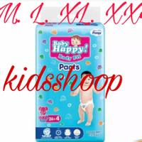 baby happy M L XL XXL