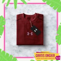 Baju Sport Lengan Panjang Wanita Premium Import Kaos Olahraga Jumbo