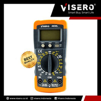 Multitester / Avometer/ Multimeter Digital Visero A-830L A830L A 830 L