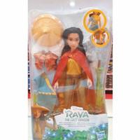 sale mainan: Disney Raya The last Dragon Raya's Adventure style
