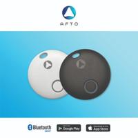 AFTO Bundling 2 pcs AFTO Smart Finder / Smart Tag (Hitam & Putih)