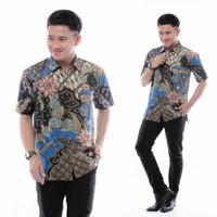 baju batik pria - kemeja premium batik tulis asli Pekalongan