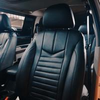 Sarung Jok Mobil NISSAN TERRANO Bahan FERARI Otomotifku Berkualitas