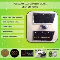 VTECH Peredam Suara Pintu Mobil JEEP CJ7 Plug n Play