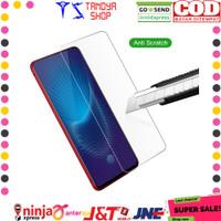 Tempered Glass Vivo V11 Pro Anti Gores Screen Guard Protector Kaca