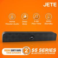 Speaker Bluetooth Sound Bar JETE S5 - Garansi Resmi 2th