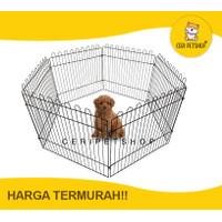 Kandang pagar/pagar anjing/kucing/kelinci/pagar umbar/pagar besi