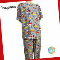 Baju Tidur Anak Laki-laki Celana Panjang 8-10-12 Tahun-Remaja/Dewasa