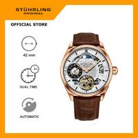 Jam Tangan Pria Automatic Stuhrling Presidia 943A-03