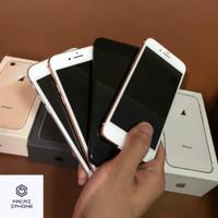 Iphone 8 256GB Seken Original Fullset / IPHONE 8 BEKAS /HANDPHONE - BLACK