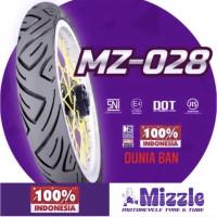 Ban Motor MIZZLE MZ-028 100/80-18 Tubetype ( Ban Luar )