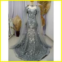 RNDBaju artis/baju penyanyi murah/gaun prewedd/gaun akad/gaun pengant