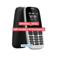 HP Nokia 105 Dual SIM 2017 Handphone Garansi Resmi - putih parastar