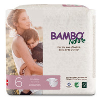 Bambo Nature Dream XL 6 Perekat Popok Bayi [22 Pcs]