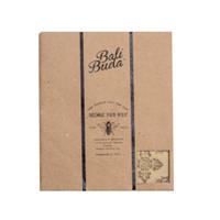 Bali Buda Beeswax Wrap Pattern Side M 30×30