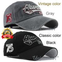 Always 75 Topi Baseball Hat Cap Casual Sport Pria Wanita Distro - Classic Blue