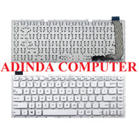 Keyboard Asus X441 X441SC X441N X441NA X441NC A441UV White