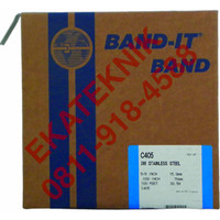 IDEX BAND-IT STAINLESS STEEL 316 5/8 100 FEET/ROLL C40599 C405