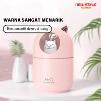 Humidifier Diffuser Aroma Diffuser B16 Pelembab Penjernih Udara 300ML