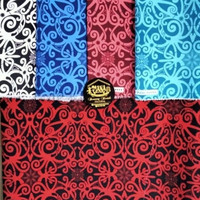 Kain Batik Kalteng Motif Kelakai khas Dayak KBKS-04