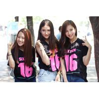 BAJU KAOS TWICE sixteen 16 tshirt-k-pop korea katun combet30s