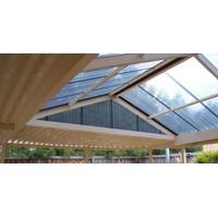 Atap Fiberglass Tebal 3 mm | Atap Penerangan | Atap Fiber murah