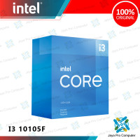 Processor Intel Core I3 10105F Box Comet Lake Socket LGA 1200