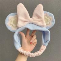 Headband bandana disneyland disney mickey minnie mouse bando