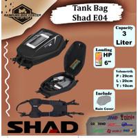 Tank Bag TankBag Shad E04 Tas Tanki Motor Shad E 04 TankPad Shad