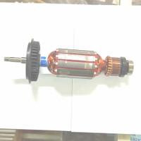 armature / angker / rotor untuk gerinda gws 8-100 gws 8 100