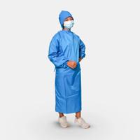 Surgical Gawn APD Gown Baju Tenaga Medis - Biru muda