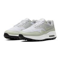 sepatu golf nike air max 1 G white green