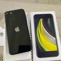 iphone Se 2020 64 gb black grs juli 2021 full ori