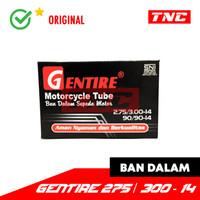 Ban Dalam Gentire 275/300-14 90/90-14 Matic Mio Vario Beat