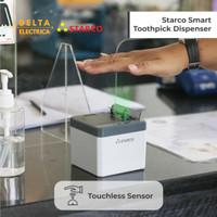 Starco Smart Toothpick Dispenser Sensor Tempat Tusuk Gigi Otomatis
