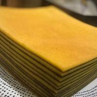 Kue Lapis Legit Premium Original. 20x20 cm, fresh, homemade, Made by o
