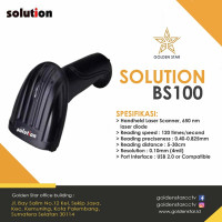 BS100 Solution Barcode Scanner