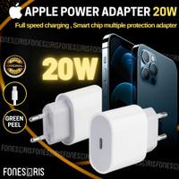 Adapter iPhone 20W Fast Charging Original Apple 11 12 Mini Pro Max